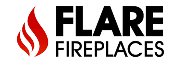 Flare Fireplaces Logo