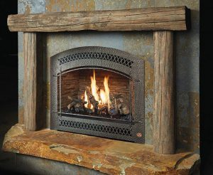 Fireplace-Xtrordinair-Hewn-Timber