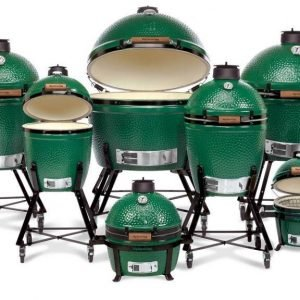 Big Green Egg Charcoal Grill/ Smoker
